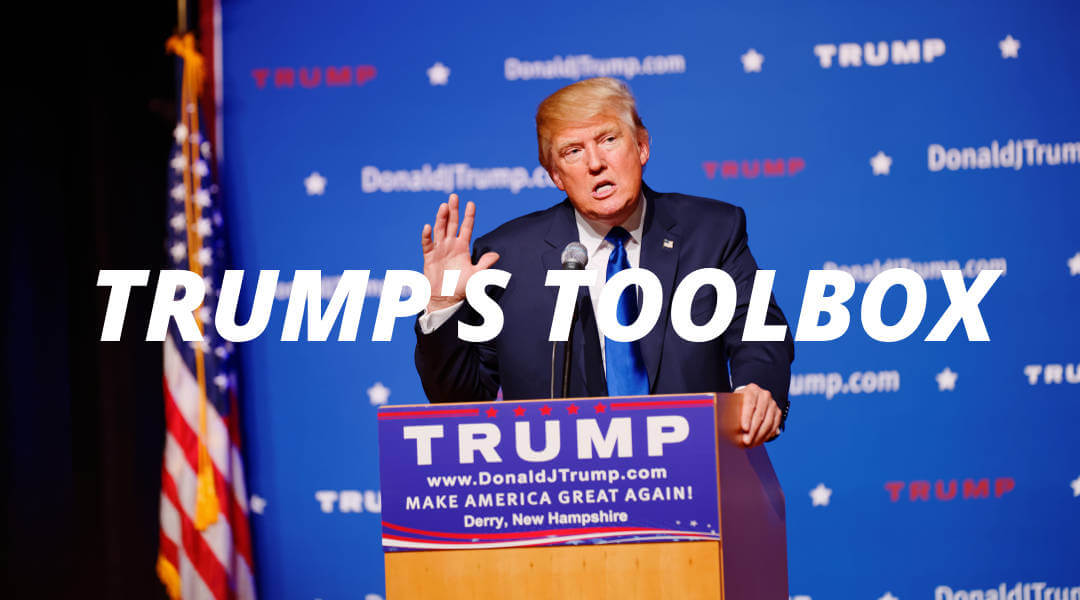 Trump's Toolbox | Future Attribute Screening Technology